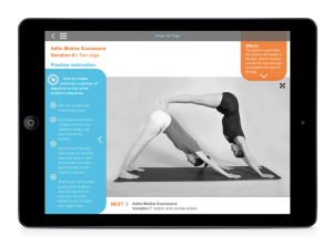 Concept design for iPad